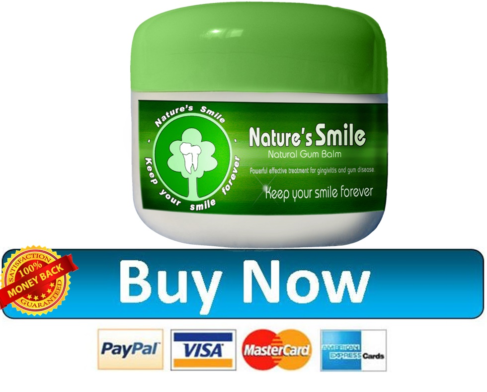 Nature's Smile™ for Receding Gums