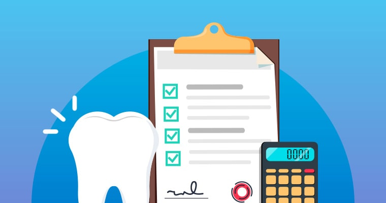 Dental coverage is more or less similar to health coverage